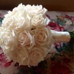 Classic bouquet of Vendella Roses