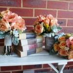 Whimsical Wedding Bouquets for a garden wedding